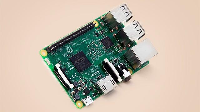 Raspberry Pi 3 17
