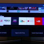 Samsung Q7 QLED TV 4