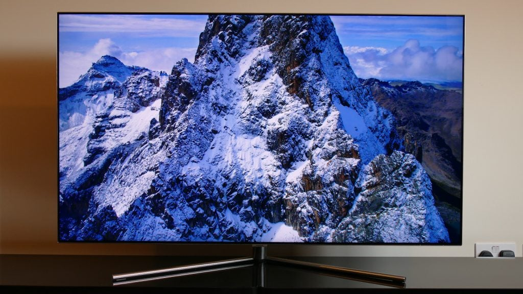 Samsung Qe55q7f Review Trusted Reviews
