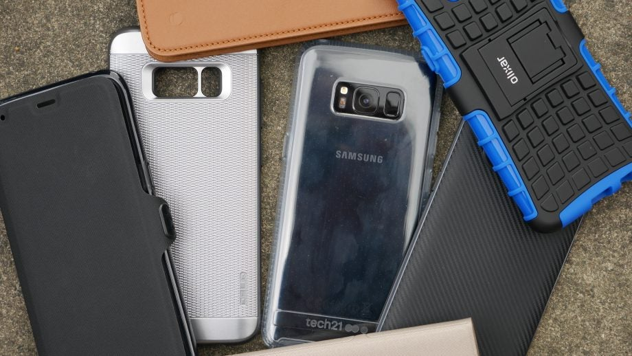 best loved 2c37d 103bb Best Samsung Galaxy S8 and Galaxy S8 Plus cases | Trusted Reviews