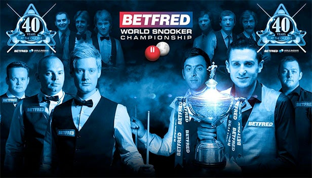 Snooker World Championship Final 2017 Free Live Stream