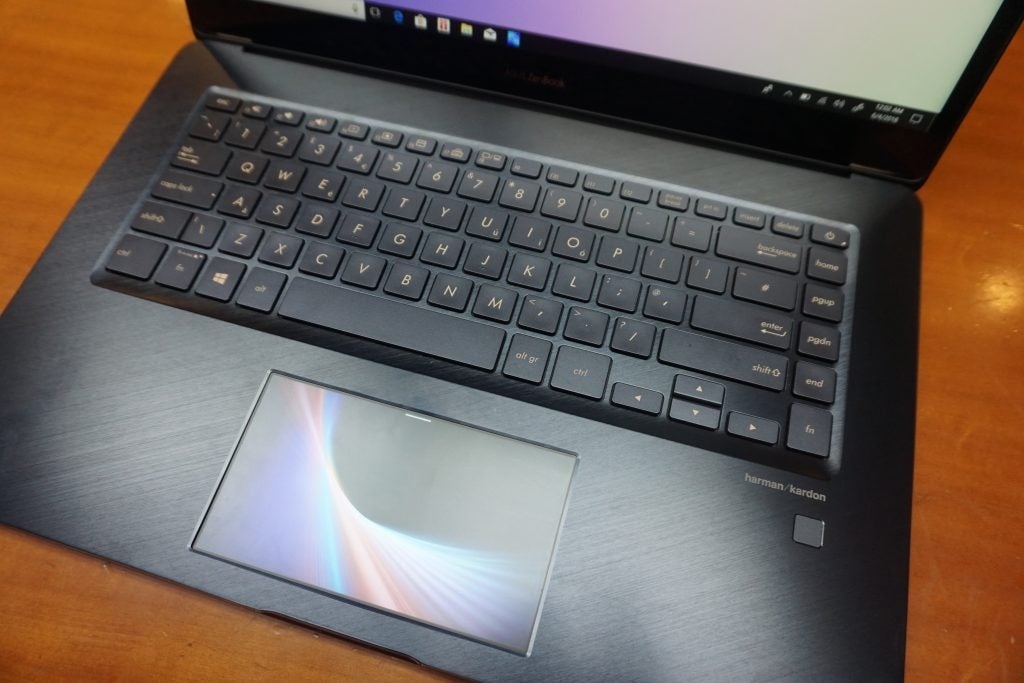 how to put enter key back on laptop asus zenbook