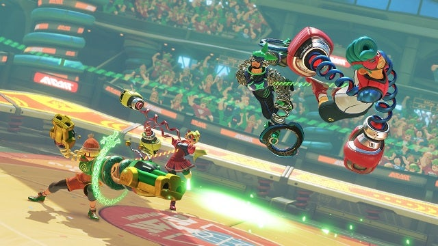 arms nintendo direct coming our way this week trusted reviews