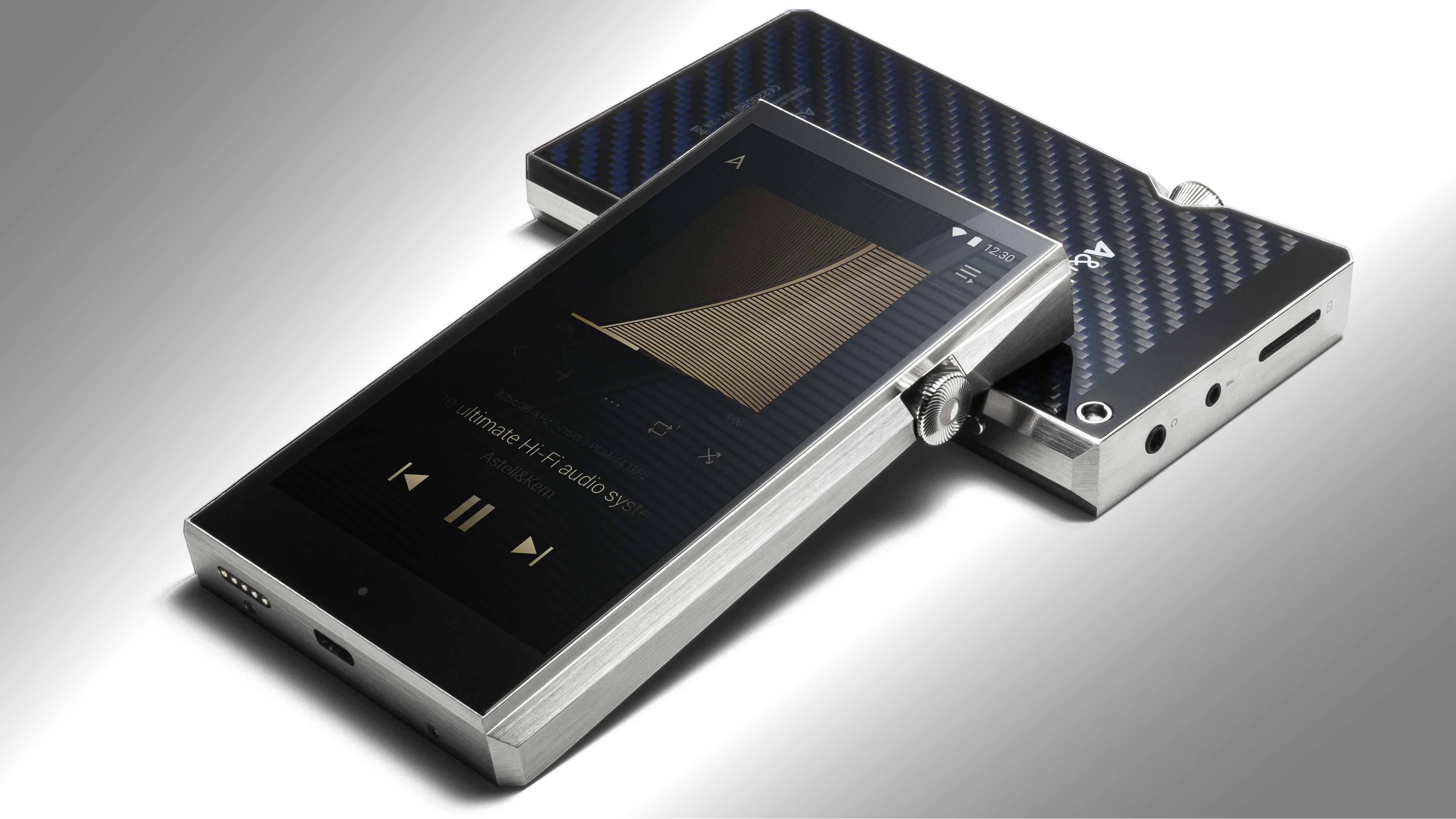 Astell Amp Kern S New Hi Res Player Has A Bizarre Name And