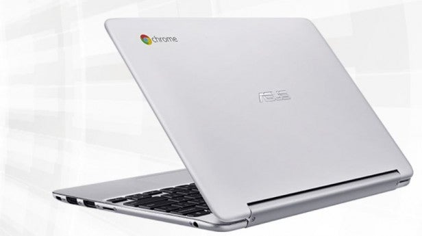 The Asus Chromebook Flip C100PA sports a lengthy battery life