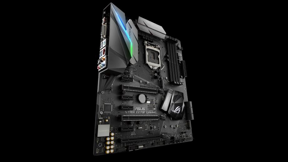 Asus ROG Strix Z270F Gaming