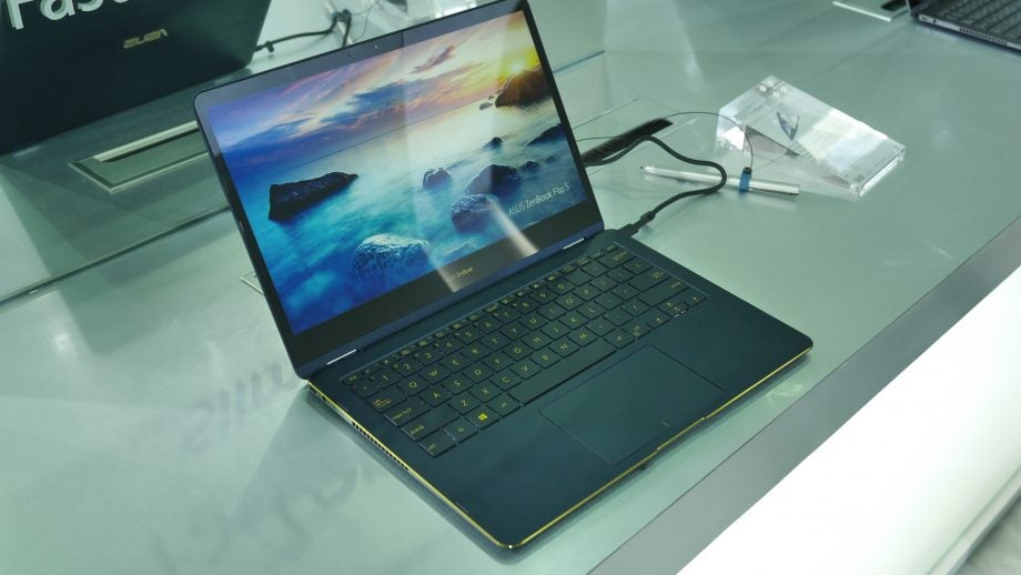 Asus ZenBook Flip S hands-on Review | Trusted Reviews