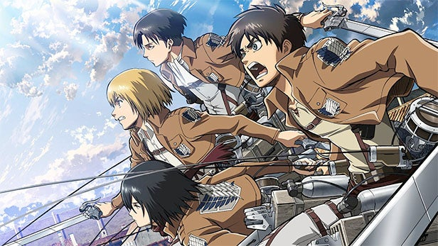 Watch Attack on Titan Season 2: How to stream every episode