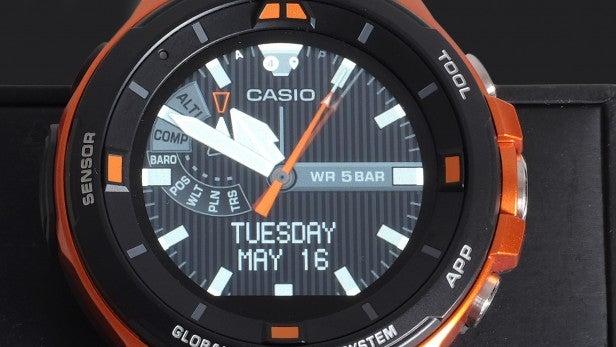 Casio WSD-F20 9