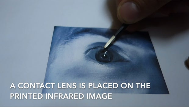 Beating the Samsung Galaxy S8 iris scanner is actually
