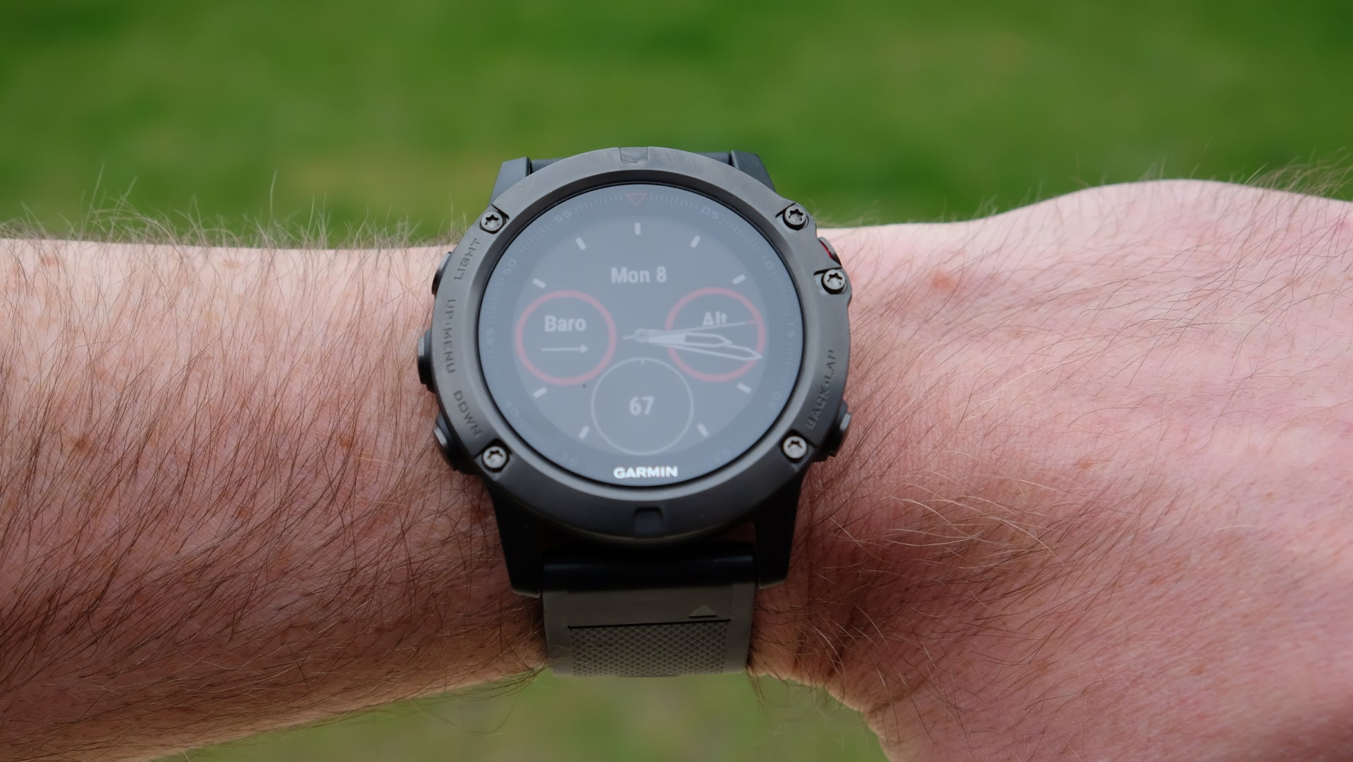 Garmin Fenix 5x Review Trusted Reviews