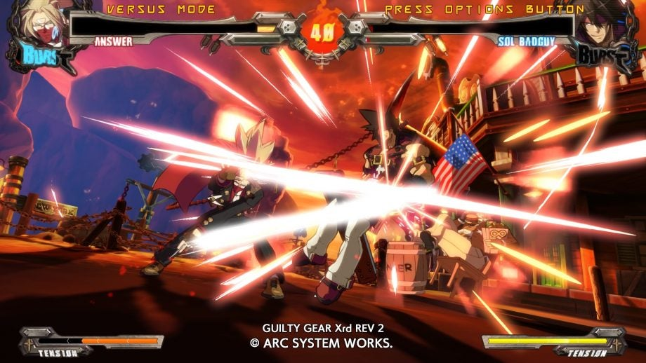 Guilty Gear Xrd Rev 2 Review   Trusted Reviews