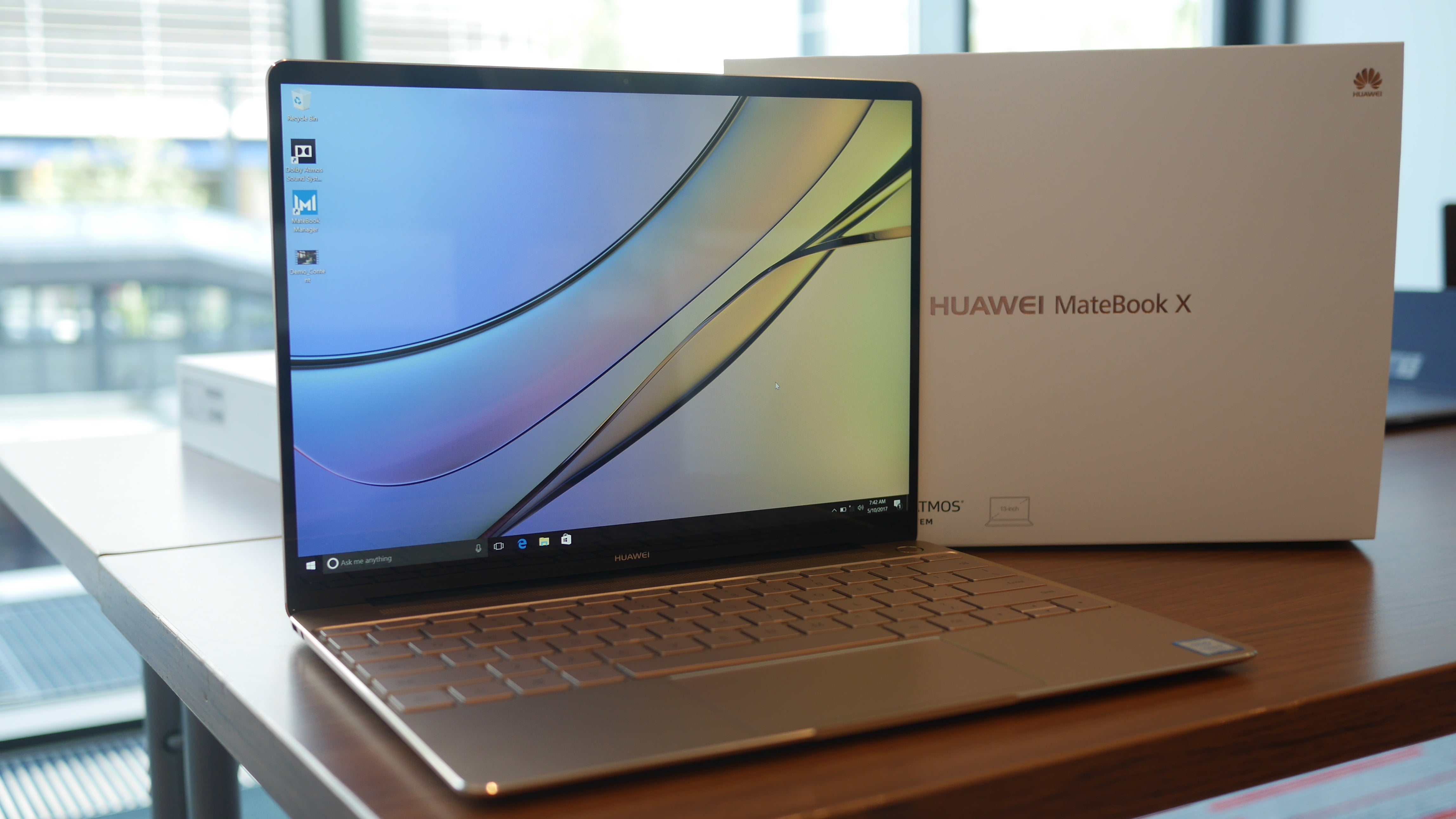 Huawei Matebook X Review Trusted Reviews