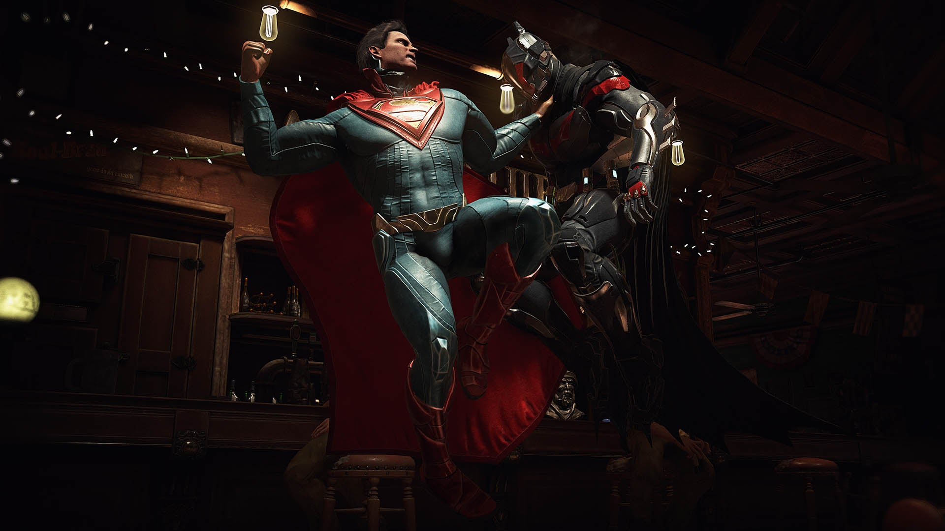 Injustice 2 Move List Guide Command Inputs For All Heroes