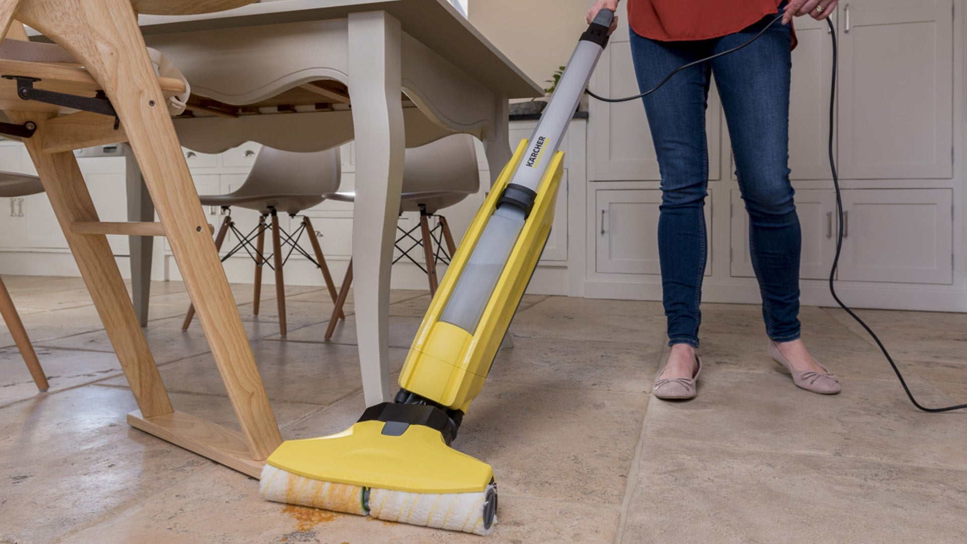 kitchen floor cleaning machines karcher fc5 floor cleaner review trusted reviews 4768