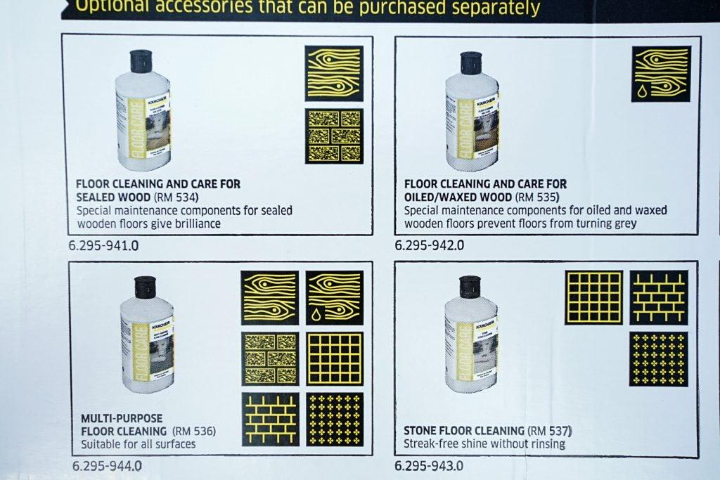 Karcher FC Hard Floor Cleaner Review Trusted Reviews - Streak free tile floor cleaner recipe