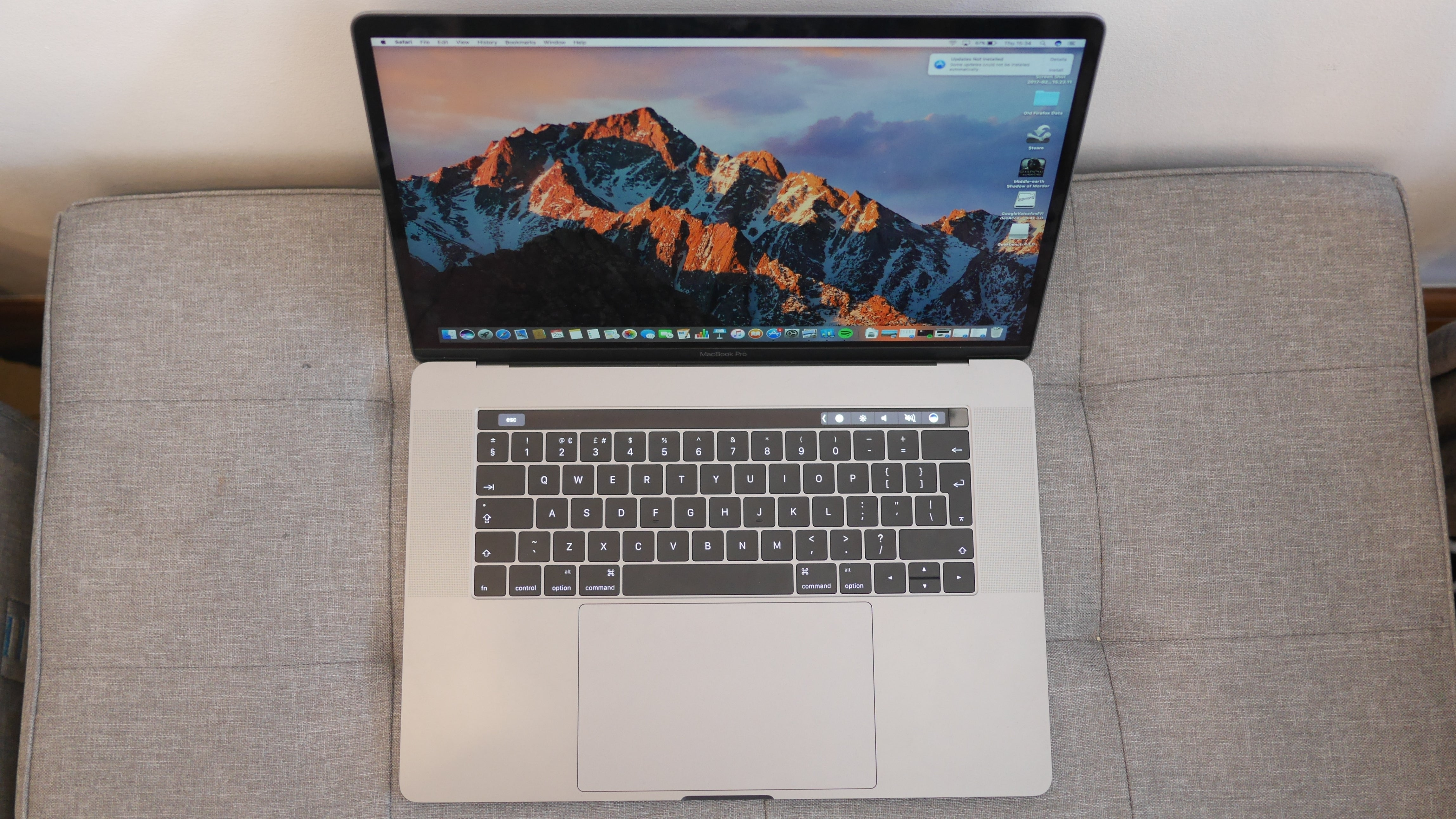 Macbook Pro 15 Inch 2016 Review Trusted Reviews