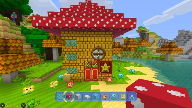 Minecraft: Nintendo Switch Edition Review   Trusted Reviews