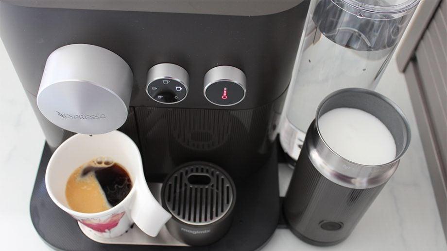 Nespresso Expert&Milk Review | Trusted Reviews