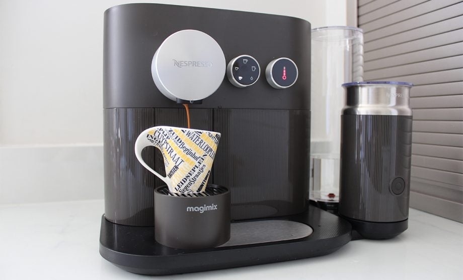 Nespresso Expert Amp Milk Review Trusted Reviews