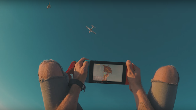 This Nintendo Switch video isn't official, but it should be
