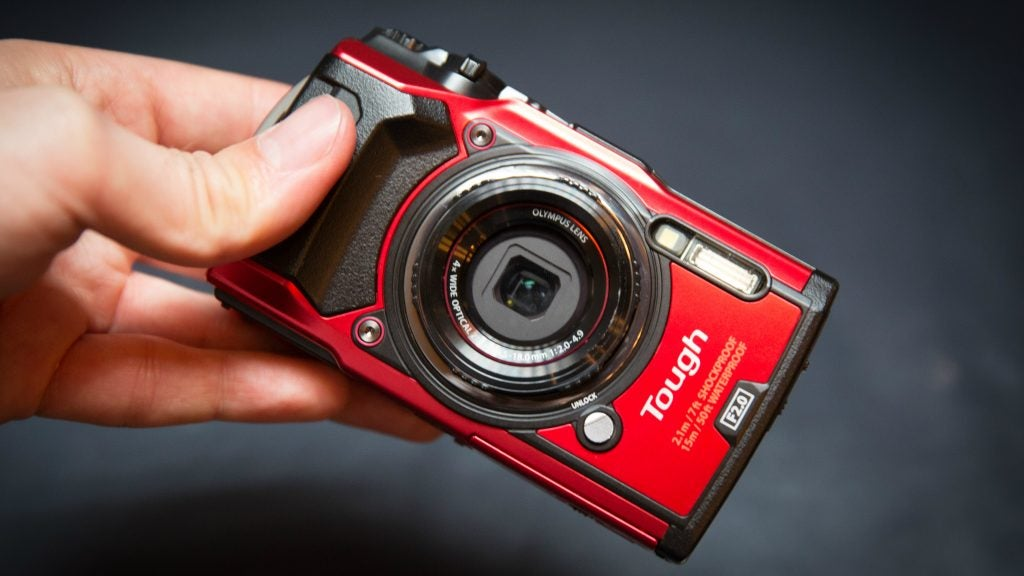 Olympus Digital Camera 5 Best Waterproof Cameras: Olympus Tough TG-5