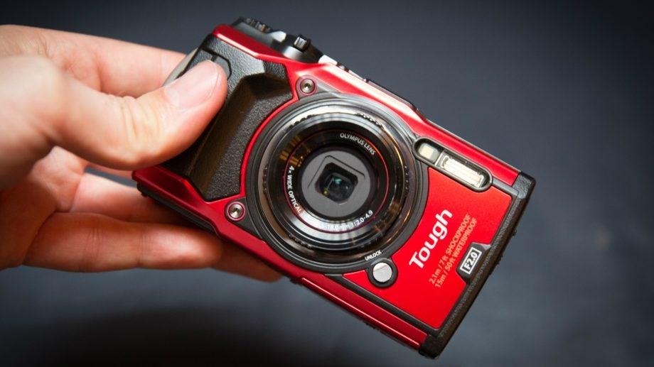 Best Waterproof Cameras: Olympus Tough TG-5