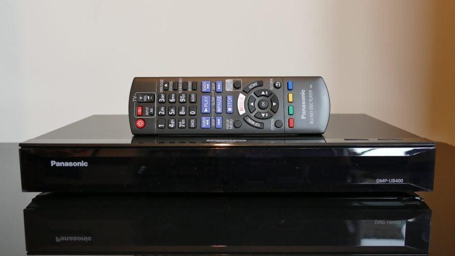 Panasonic DMP-UB400 11