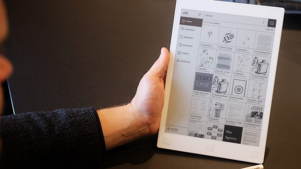 Remarkable Paper Tablet Hands On Trusted Reviews