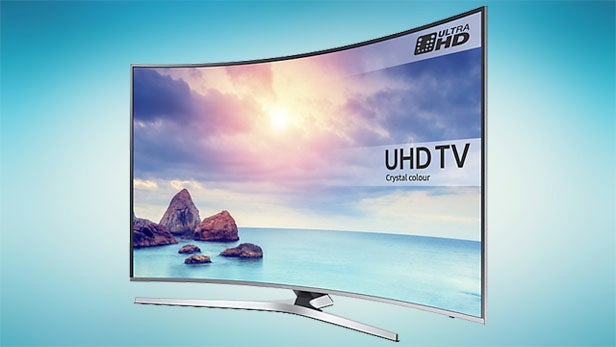 samsung curved tv price. samsung 4k hdr curved tv is just £499 with this code tv price