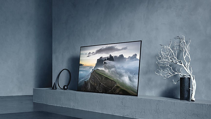 Sony Bravia Kd 55a1 Review Trusted Reviews