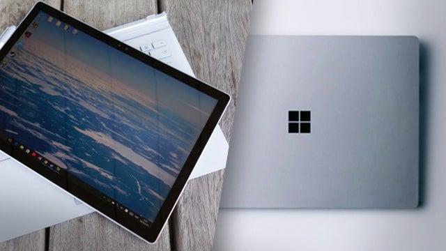Surface Book vs Surface Laptop