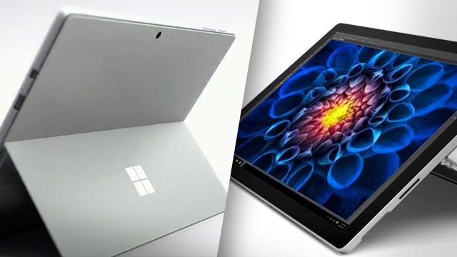 New Surface Pro Vs Surface Pro 4 What S The Difference