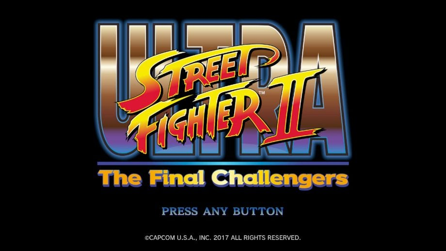 Ultra Street Fighter 2 – The Final Challengers 3