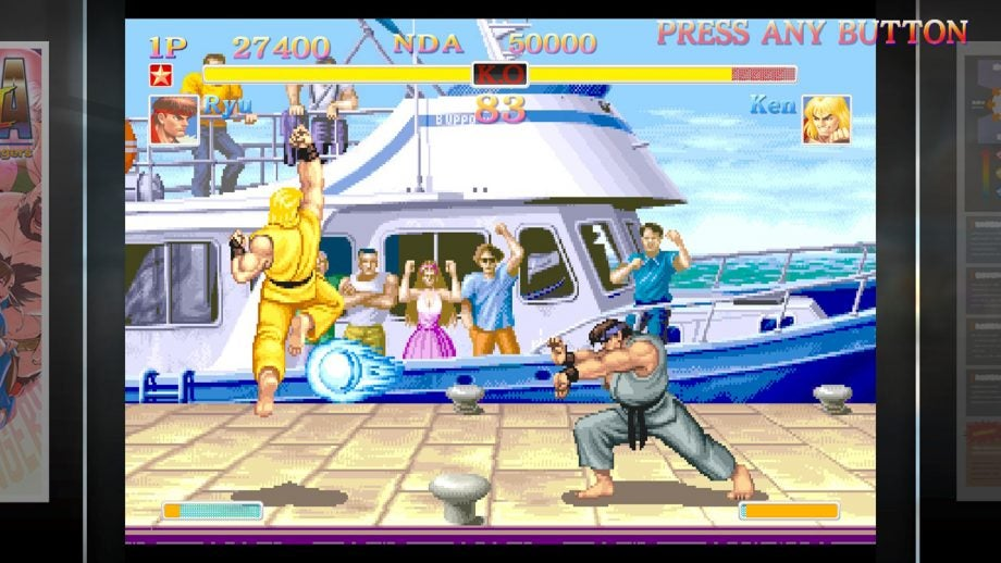 Ultra Street Fighter 2 – The Final Challengers Review