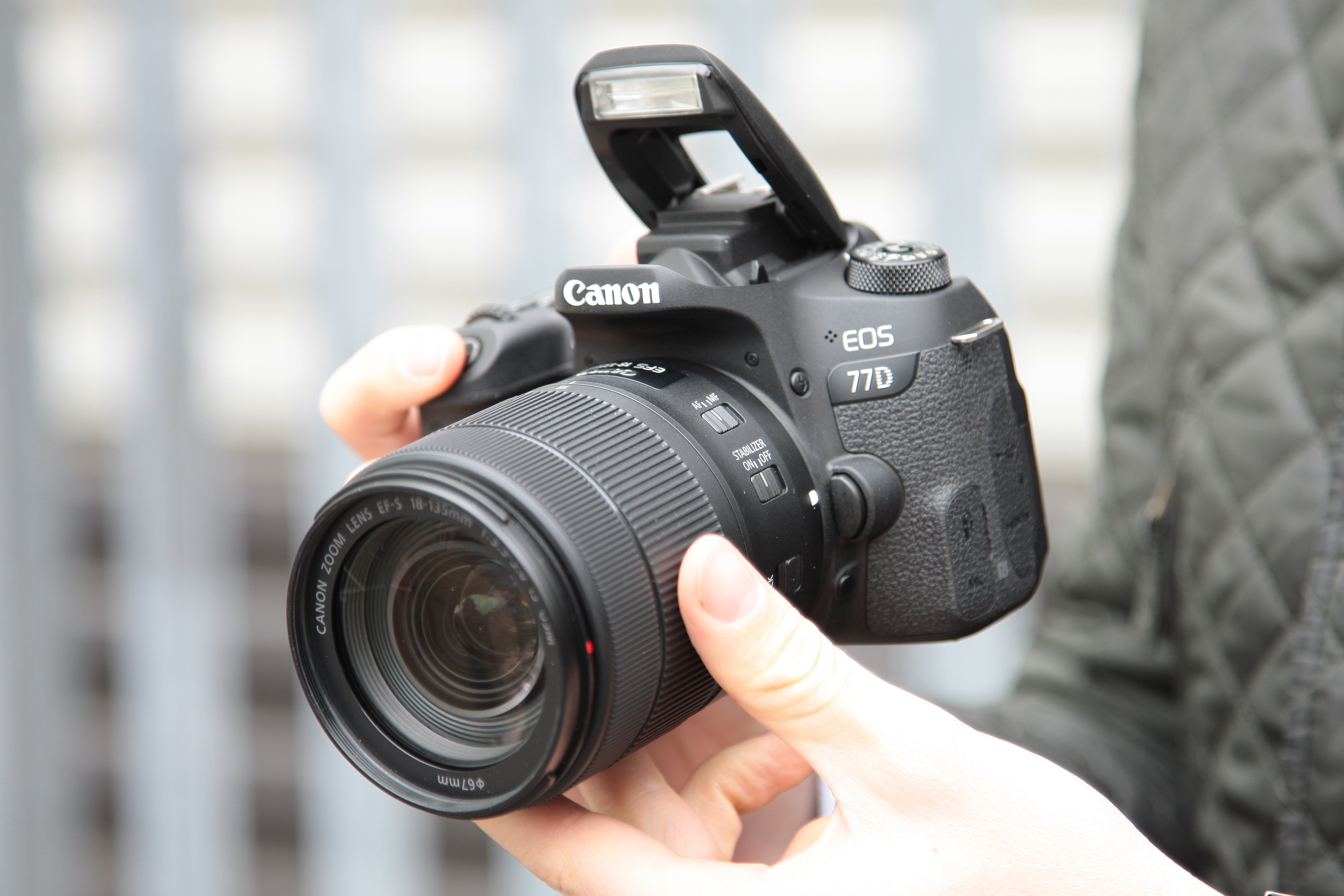 Canon Eos 77d Review Trusted Reviews 760d Body Only Wifi