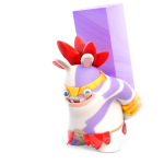 Mario + Rabbids Kingdom Battle c