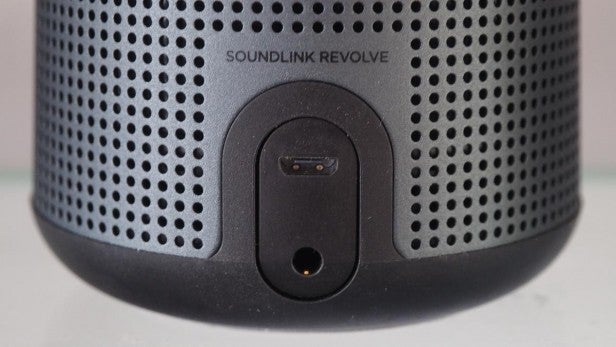 bose soundlink revolve review trusted reviews. Black Bedroom Furniture Sets. Home Design Ideas