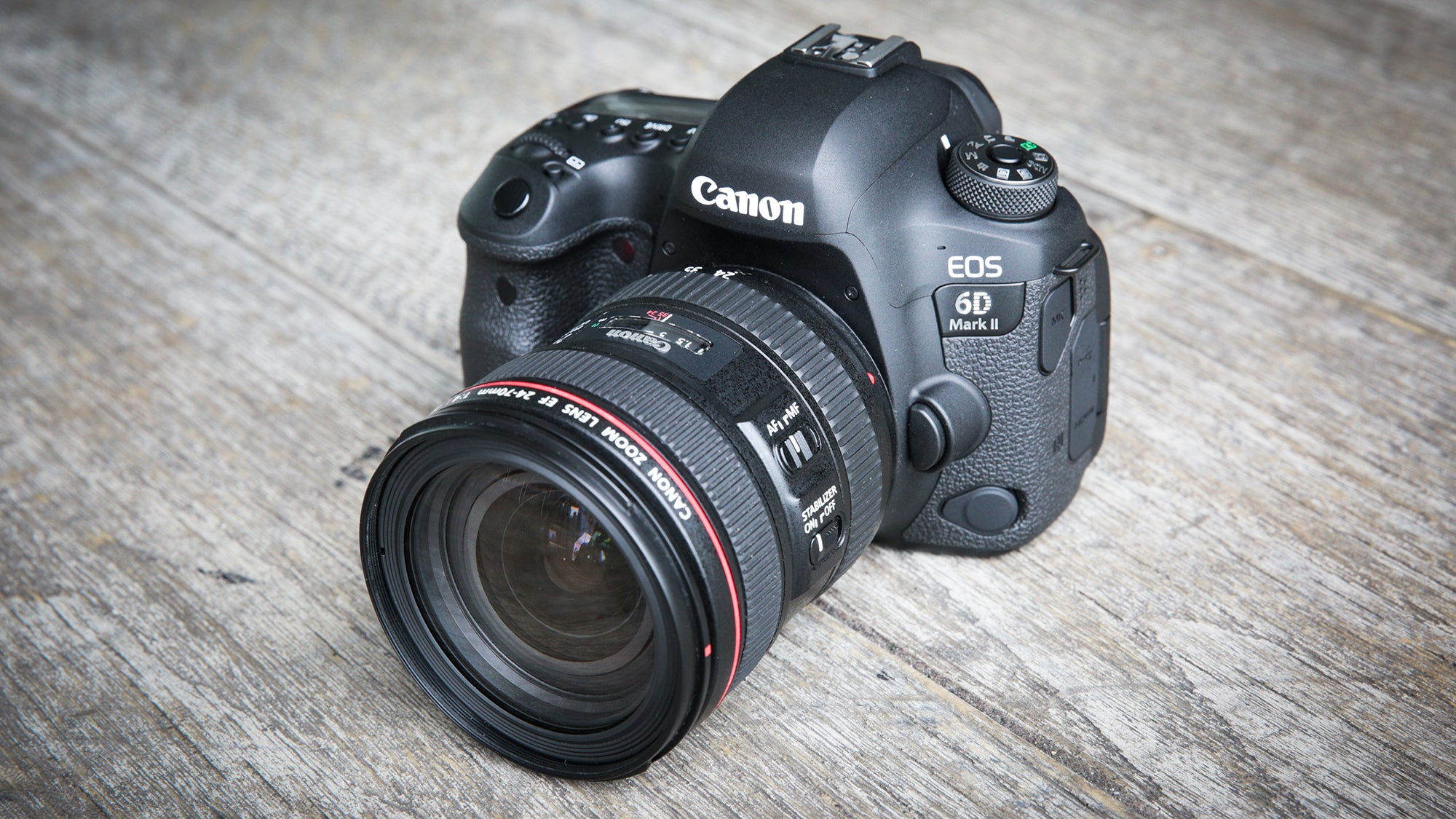 canon eos 6d mark ii review trusted reviews. Black Bedroom Furniture Sets. Home Design Ideas