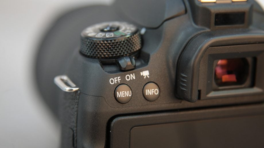 Canon EOS 77D Review   Trusted Reviews