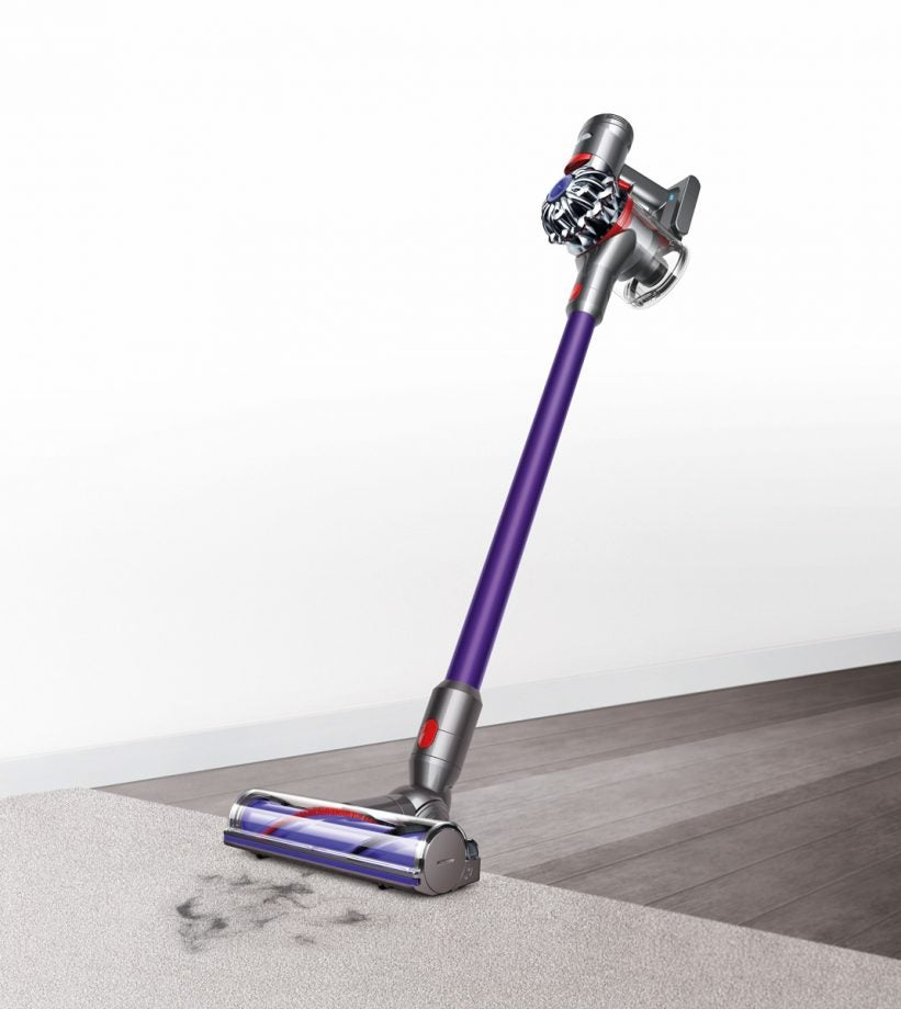 dyson v7 animal review trusted reviews. Black Bedroom Furniture Sets. Home Design Ideas