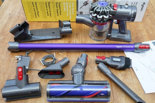 Dyson V7 Animal Review Trusted Reviews