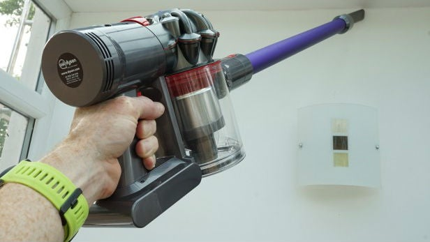 Image of: Animal Pro Dyson V7 Animal Review Trusted Reviews Dyson V7 Animal Review Trusted Reviews