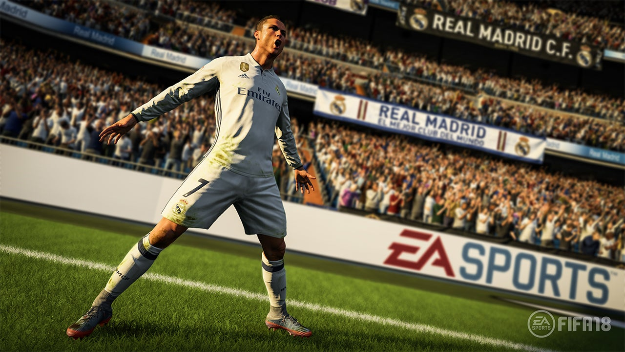 Ea sports/fifa 2018 fifa 18 17 years old players