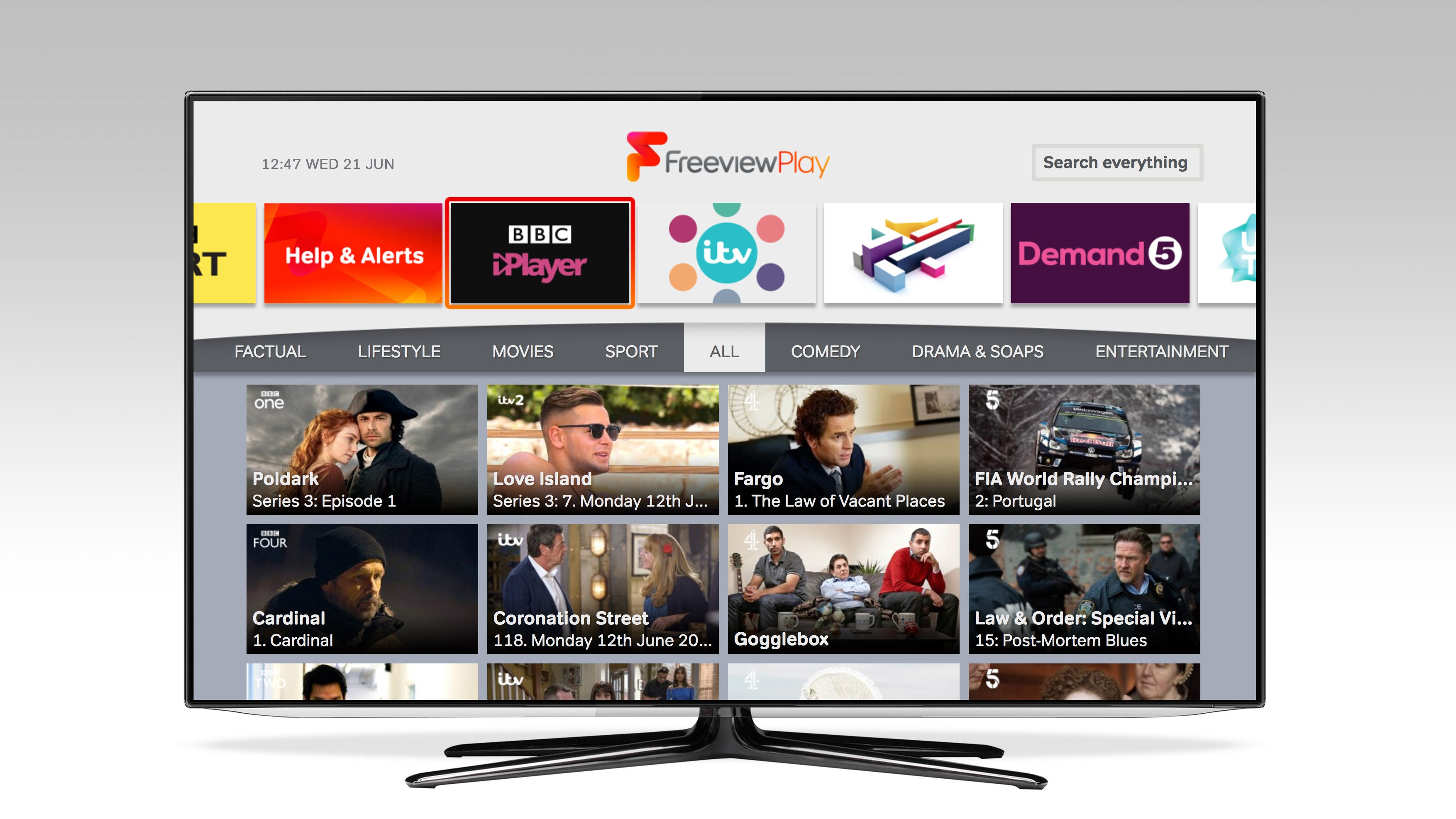 Freeview Explore