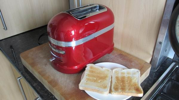 Kitchenaid Artisan Toaster 5kmt2204 Review Trusted Reviews