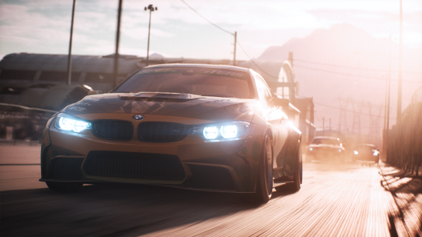Need For Speed Payback Review In Progress