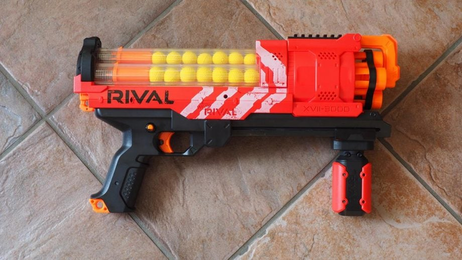 Nerf Rival Artemis Review Trusted Reviews