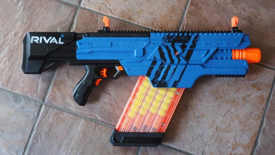 NERF Rival Khaos Review | Trusted Reviews