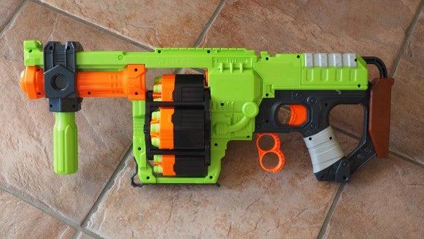 Nerf Zombie Strike Doominator Dart Gun